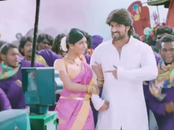 Yash And Radhika Pandit Is On A High!