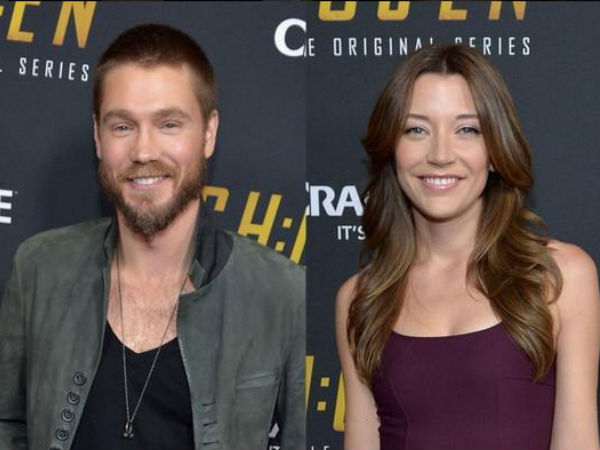 Chad Michael Murray Marries Sarah Roemer, Couple Expecting Baby