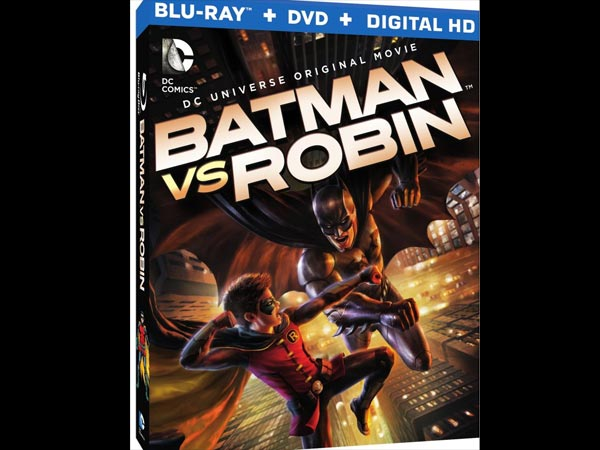'Batman vs Robin' Trailer Released, Box Art To Come Soon