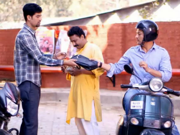 Diya Aur Baati Hum: Sooraj In Trouble; Will Sandhya Help Him?