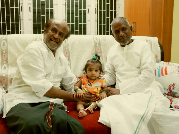 Why Rajinikanth And Ilayaraaja Stopped Drinking Together?