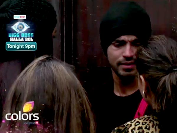 Gautam Breaks Down