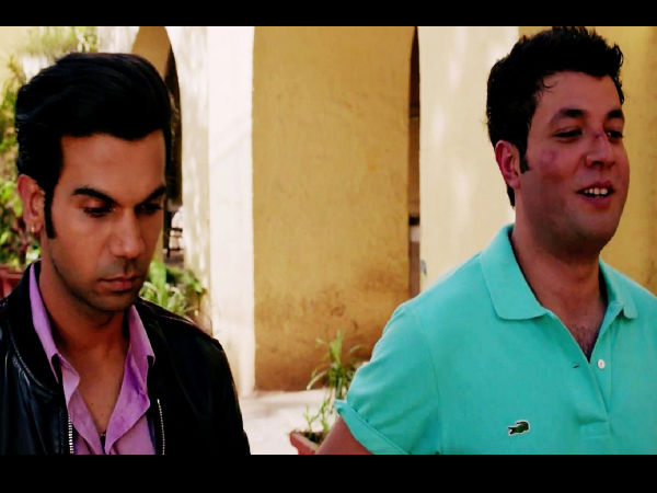 Rajkumar Rao And Varun Sharma