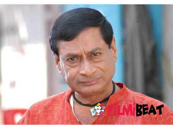 Telugu Actor-Comedian MS Narayana In Critical Condition!