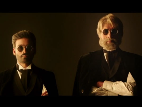 Watch: Shamitabh's Ishq-E-Fillum Official Video Song