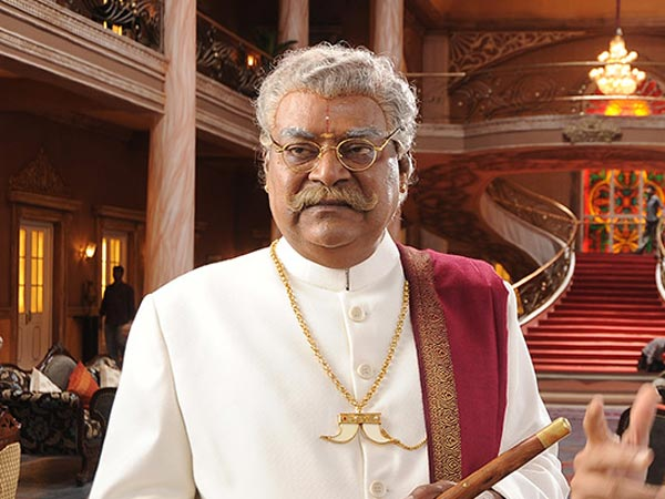 'Padma Shri' For Kota Srinivasa Rao