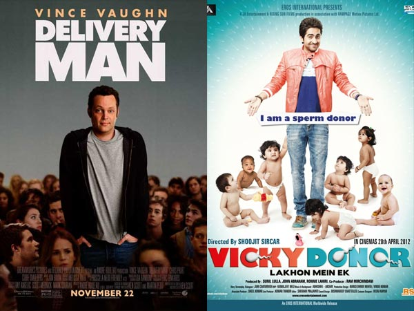 Delivery Man-Vicky Donor