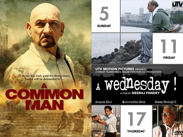 A Common Man-A Wednesday
