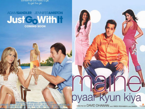 Just Go With It-Maine Pyaar Kyun Kiya