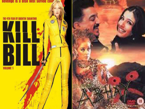 Kill Bill-Abhay
