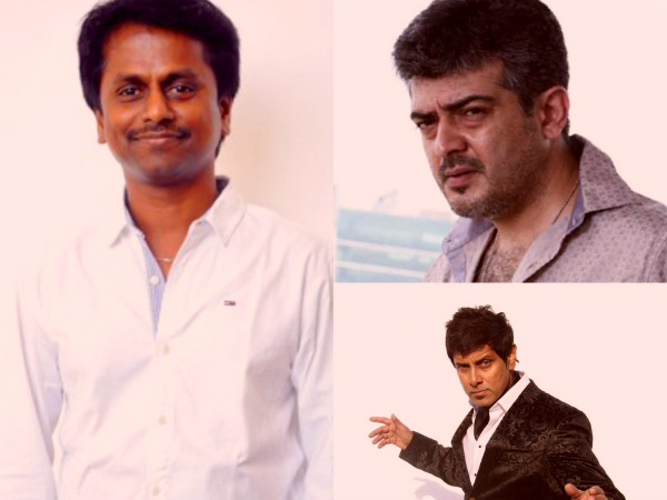 Who Is AR Murugadoss Directing Next? Ajith Or Vikram ...