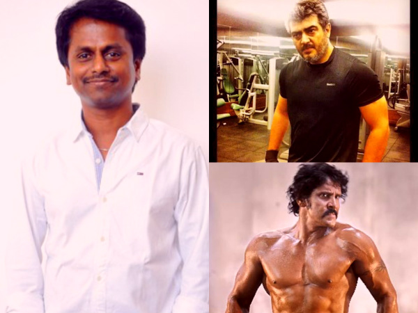 Who Is AR Murugadoss Directing Next? Ajith Or Vikram?