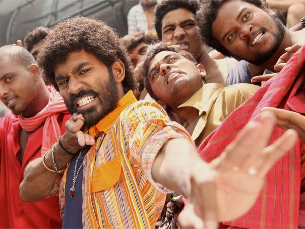 Dhanush In Anegan(Anekudu)