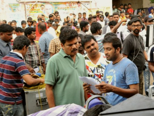 Working With Santhanam