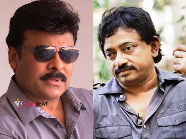 RGV's Tweets On Chiranjeevi's 150th Movie