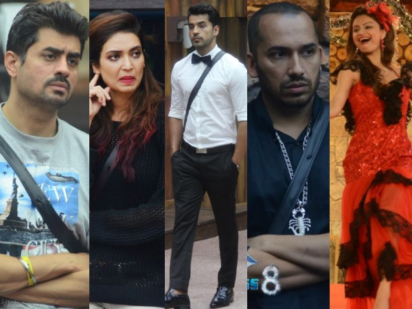 Bigg Boss 8 Final Eliminations: Two Contestants To Get Evicted Tonight?