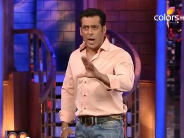 Salman Walks Out Because Of Karishma