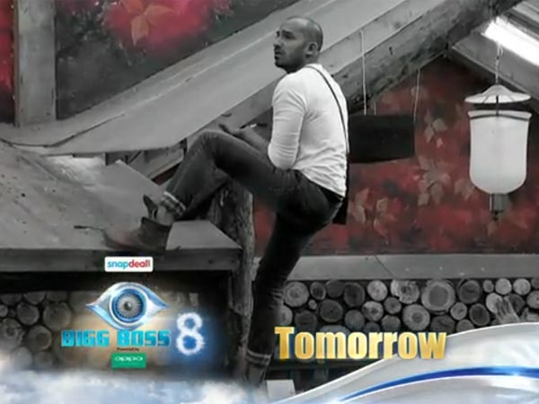 Ali Quli Mirza Tries To Leave BB House