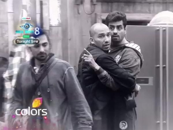 Puneet-Pritam fight