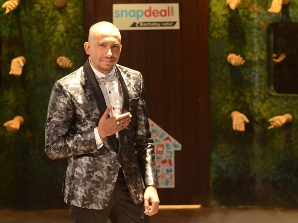 Ali Quli Mirza – Third Runner Up