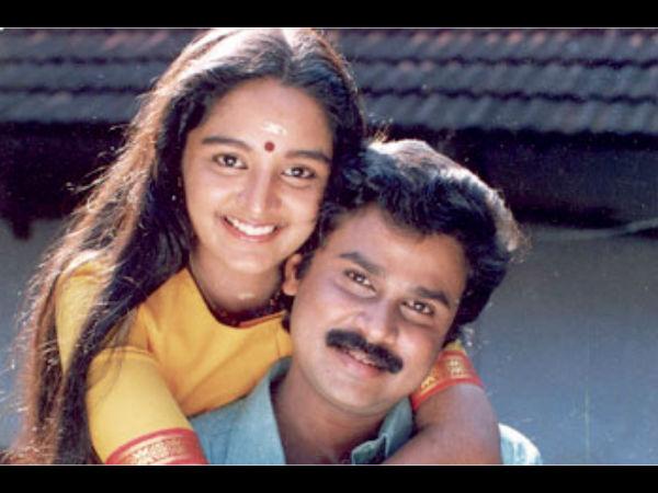 Dileep-Manju Warrier Divorce: Rare Photos Of The Couple - Filmibeat