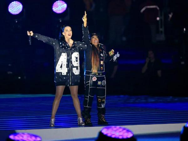 Katy Perry Super Bowl 2015