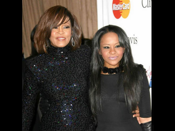 Whitney Houston's Daughter, Bobbi Brown Critical