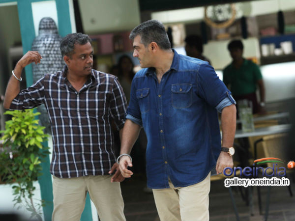 Yennai Arindhaal Spl: When Ajith Join Hands With A Director For The First Time!