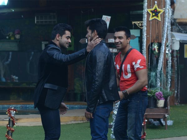 Gautam Meets Brother Mohit