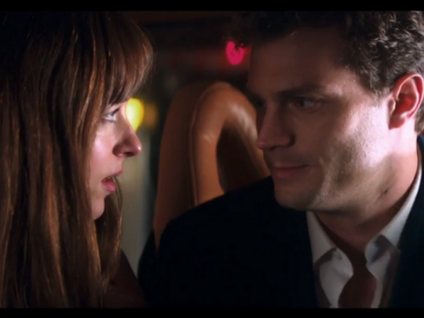 'Fifty Shades of Grey' Gets 18 Certificate For Strong Content