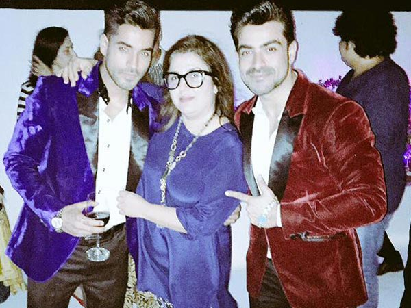 Gautam Gulati And Brother