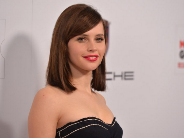 Felicity Jones To Play Female Lead In Star Wars Stand-Alone