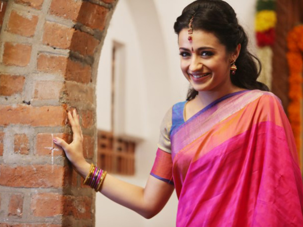 Trisha In Her Home