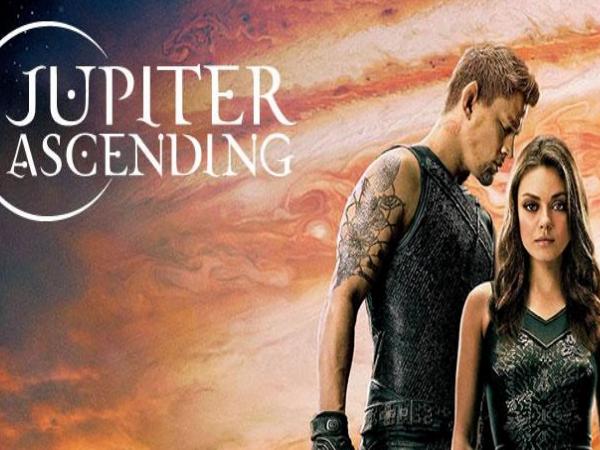 Jupiter Ascending Retina Movie Wallpaper: Jupiter Ascending Movie Review