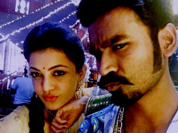 Kajal Photo Pul He Wollp: Dhanushs Upcoming Movie In Tamil