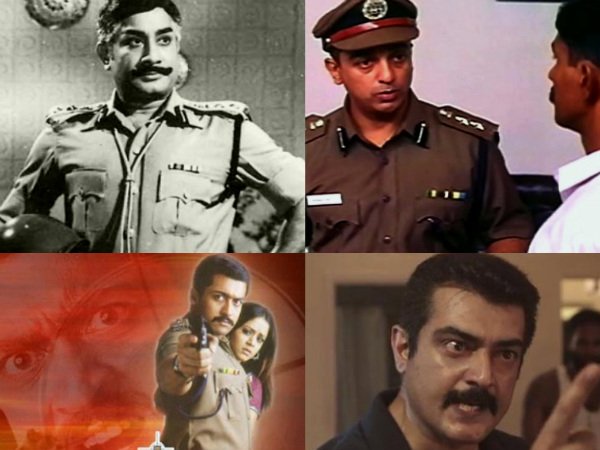 Top 10 Cop Movies Ever Made In Tamil