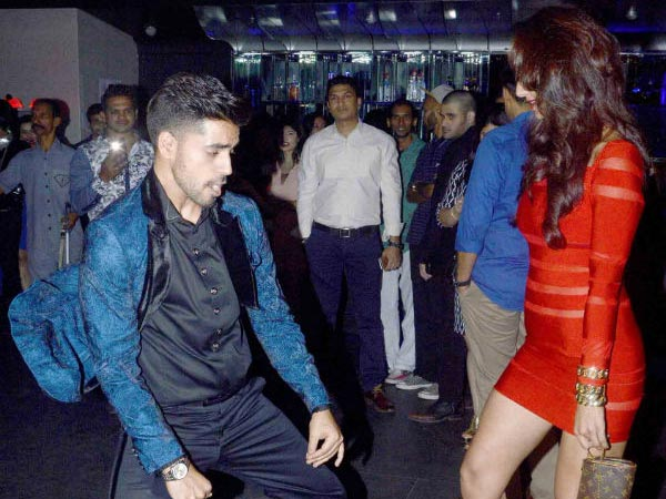 Bigg Boss 8's Gautam Gulati And Mahek Chahal An Item?