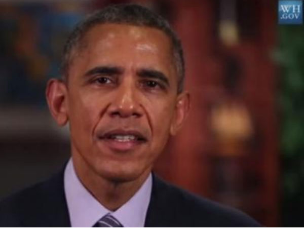 Barack Obama Appears On Grammys 2015 To Give A Message