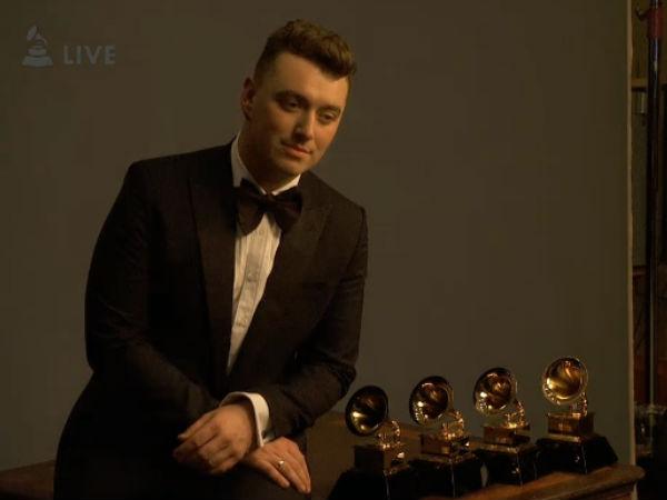 Grammys 2015 winners sam smith wins 4 john legend s glory ends the