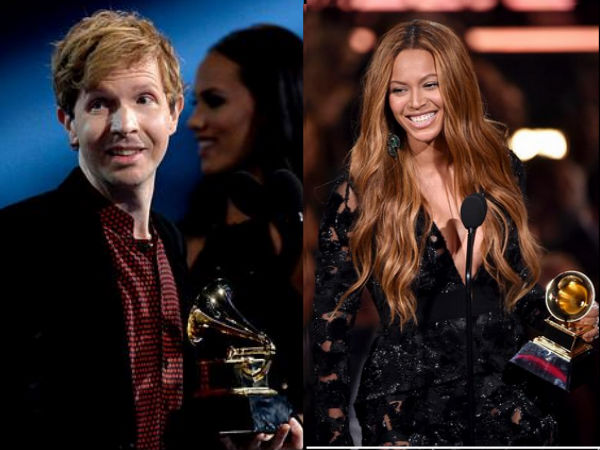 OMG! Beck's Wiki Page Hacked After He Defeated Beyonce At Grammys
