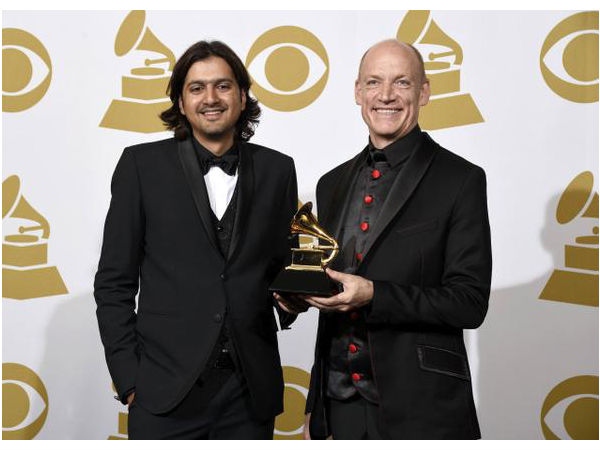 Accident's Music Director Ricky Kej Wins Grammy!