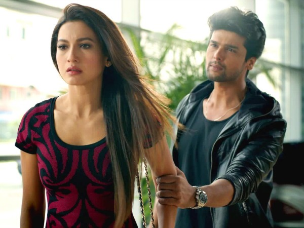 OMG! Gauhar Khan's BF Kushal Tandon Says Love Is Waste Of Time!