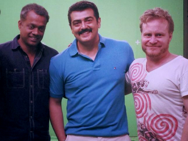 I Will Direct A Hollywood Film With Thala Ajith In The Lead: Gautham Menon