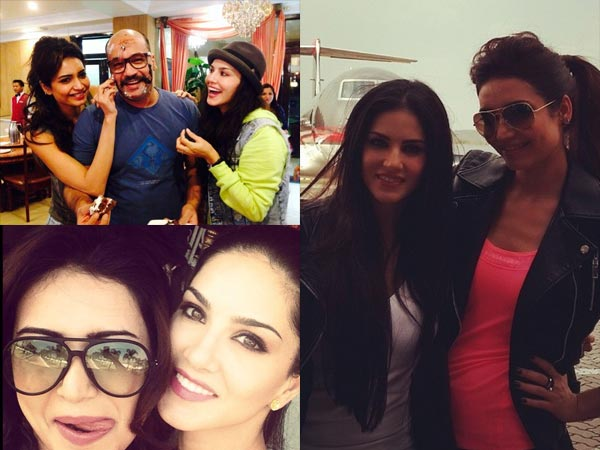 Karishma's Upcoming Movie Opposite Sunny Leone