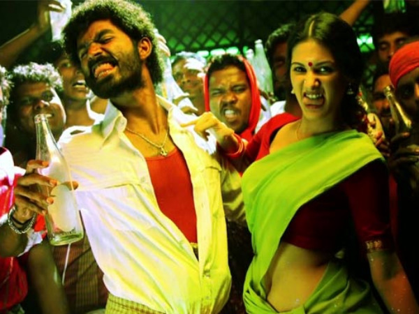 Will 'Danga Maari' Bring Bad Luck To Dhanush's Anegan?