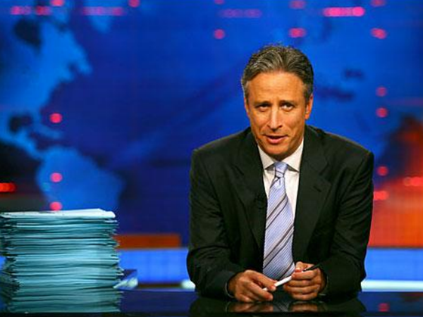 Jon Stewart Quitting 'The Daily Show'