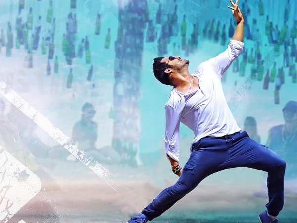 NTR, The Dancing Dynamite