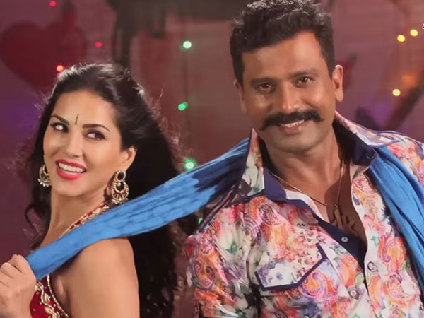 Sunny Leone Sizzles With Prem