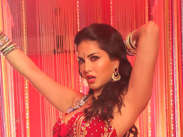 Sunny Leone Is On A High!