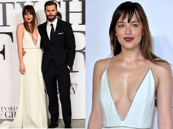 Shades Of Grey Premiere